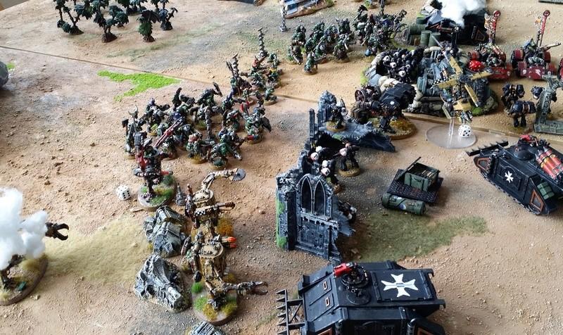 Warhammer 40K. Galerie de Batailles ! - Page 6 20180463