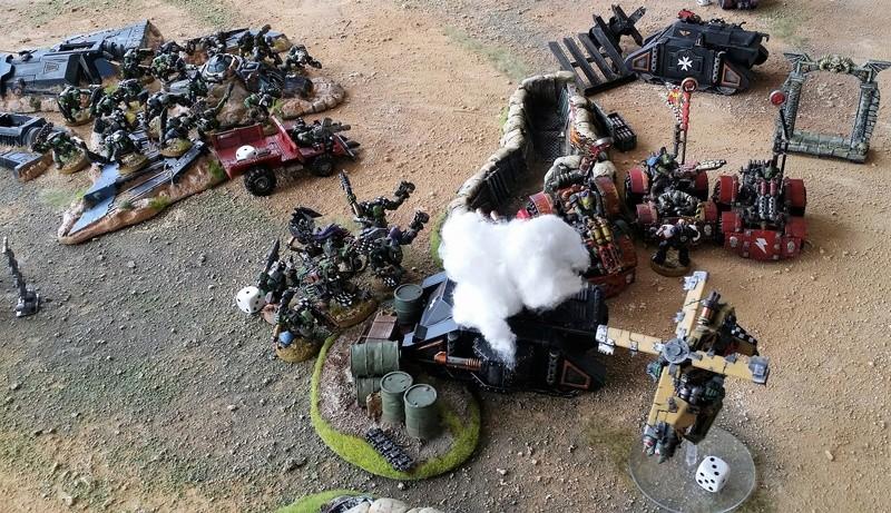 Warhammer 40K. Galerie de Batailles ! - Page 6 20180464