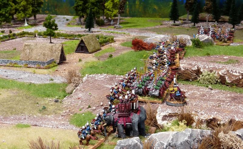 Premiers pas à Warmaster Ancients P1180917