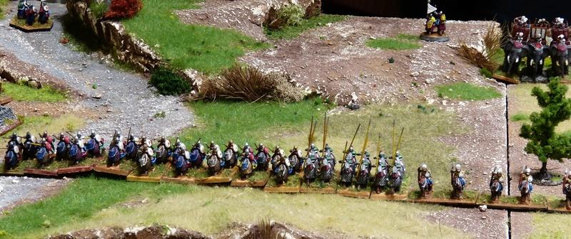 Premiers pas à Warmaster Ancients P1180920