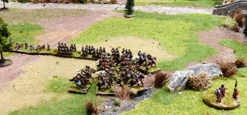 Premiers pas à Warmaster Ancients P1180921