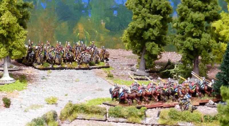 Premiers pas à Warmaster Ancients P1180925