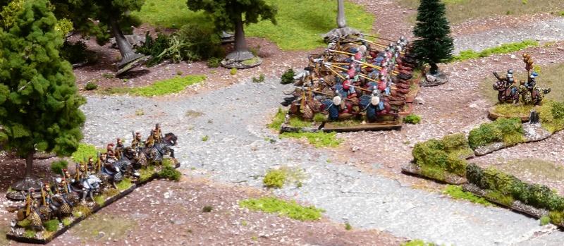 Premiers pas à Warmaster Ancients P1180927