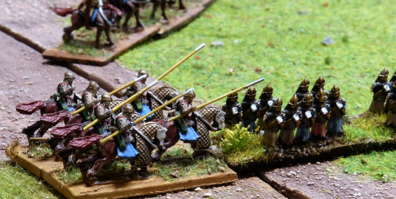 Premiers pas à Warmaster Ancients P1180930