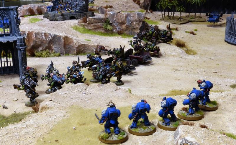 Warhammer 40K. Galerie de Batailles ! - Page 6 P1200366