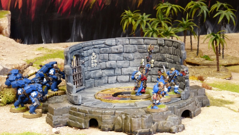 Warhammer 40K. Galerie de Batailles ! - Page 6 P1200367