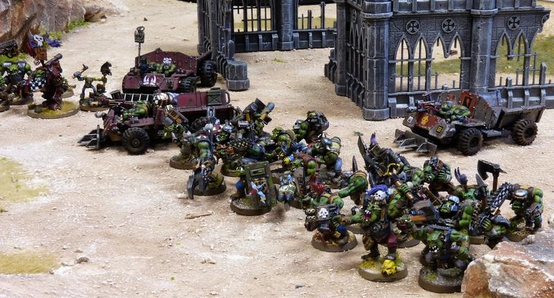 Warhammer 40K. Galerie de Batailles ! - Page 6 P1200379