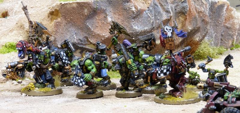 Warhammer 40K. Galerie de Batailles ! - Page 6 P1200380