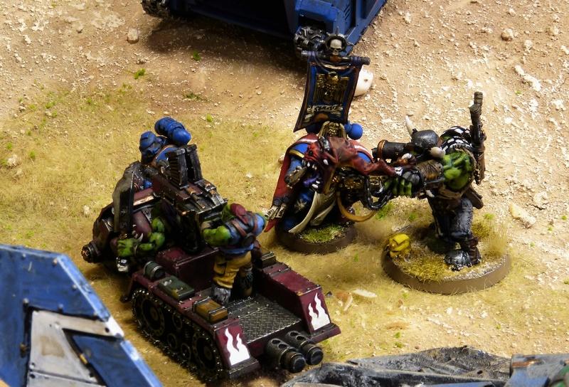 Warhammer 40K. Galerie de Batailles ! - Page 6 P1200389