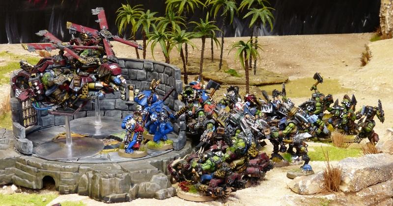 Warhammer 40K. Galerie de Batailles ! - Page 6 P1200391