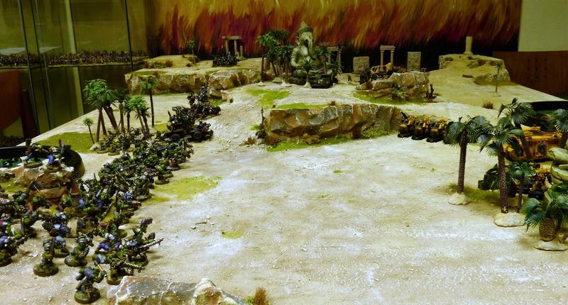 Warhammer 40K. Galerie de Batailles ! - Page 6 P1200738