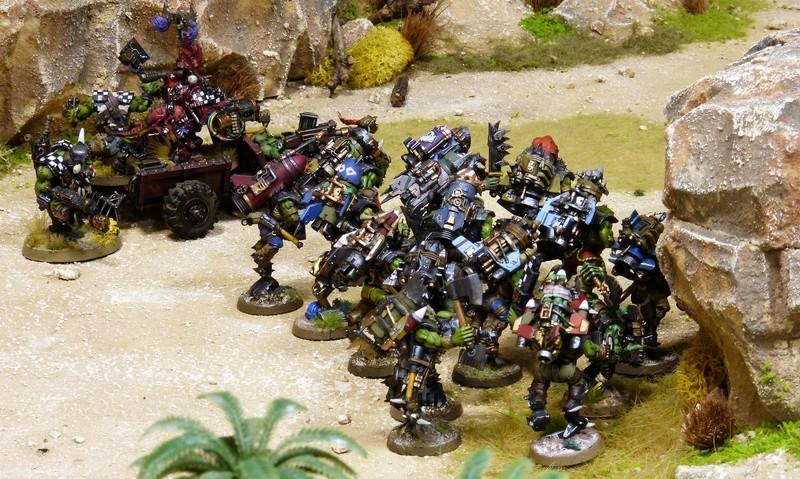 Warhammer 40K. Galerie de Batailles ! - Page 6 P1200811