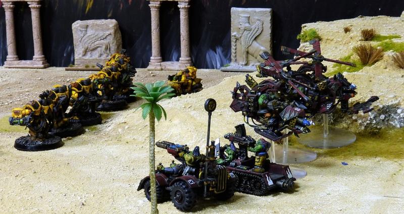 Warhammer 40K. Galerie de Batailles ! - Page 6 P1200813
