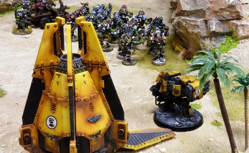 Warhammer 40K. Galerie de Batailles ! - Page 6 P1200814