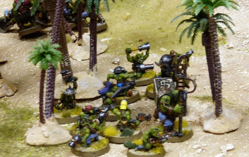 Warhammer 40K. Galerie de Batailles ! - Page 6 P1200815