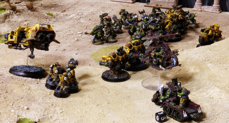 Warhammer 40K. Galerie de Batailles ! - Page 6 P1200817