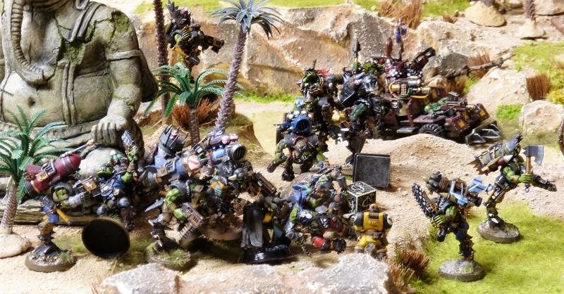 Warhammer 40K. Galerie de Batailles ! - Page 6 P1200819