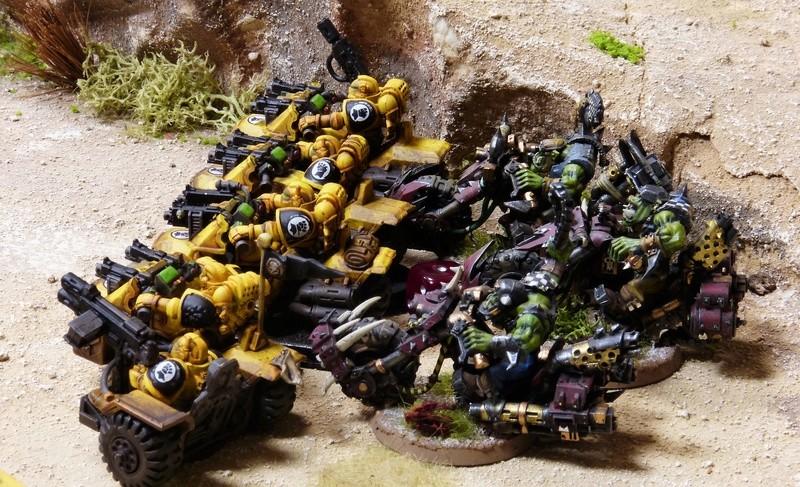 Warhammer 40K. Galerie de Batailles ! - Page 6 P1200820