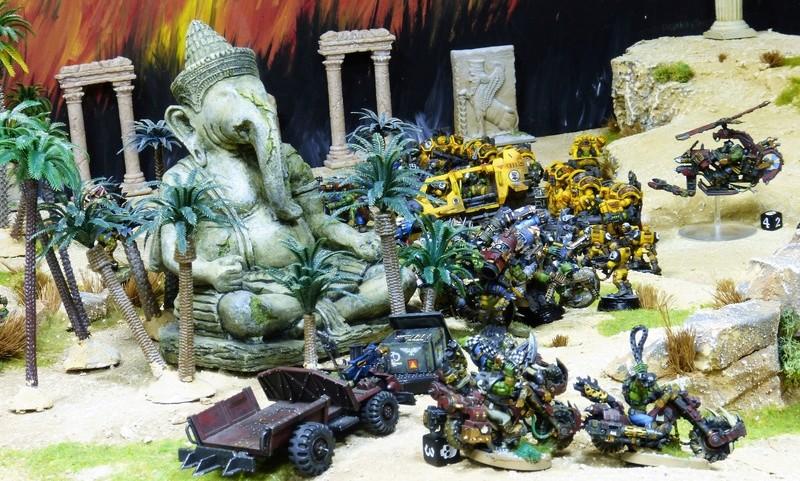 Warhammer 40K. Galerie de Batailles ! - Page 6 P1200821