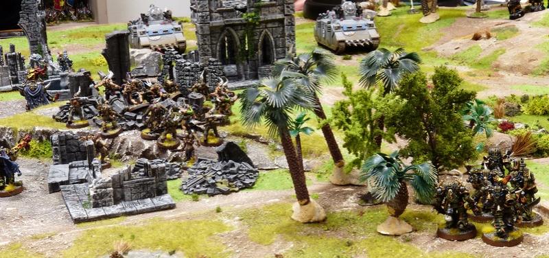 Warhammer 40K. Galerie de Batailles ! - Page 6 P1200865