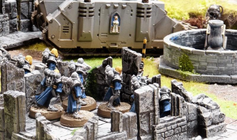Warhammer 40K. Galerie de Batailles ! - Page 6 P1200867