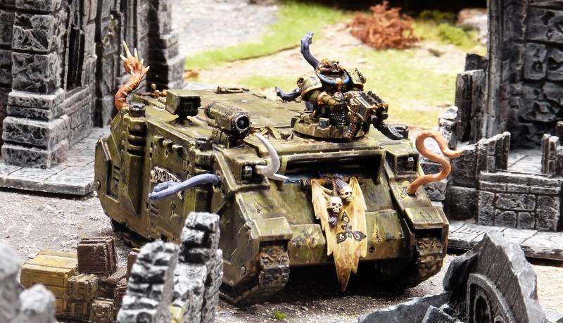 Warhammer 40K. Galerie de Batailles ! - Page 6 P1200868
