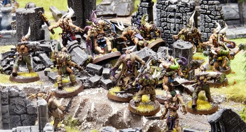 Warhammer 40K. Galerie de Batailles ! - Page 6 P1200869