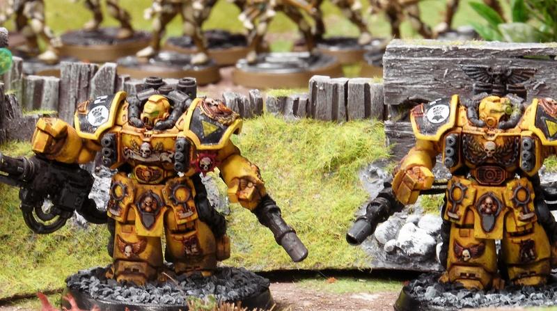 Warhammer 40K. Galerie de Batailles ! - Page 6 P1200874