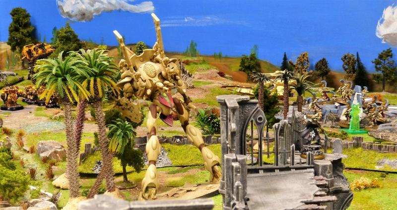 Warhammer 40K. Galerie de Batailles ! - Page 6 P1200875
