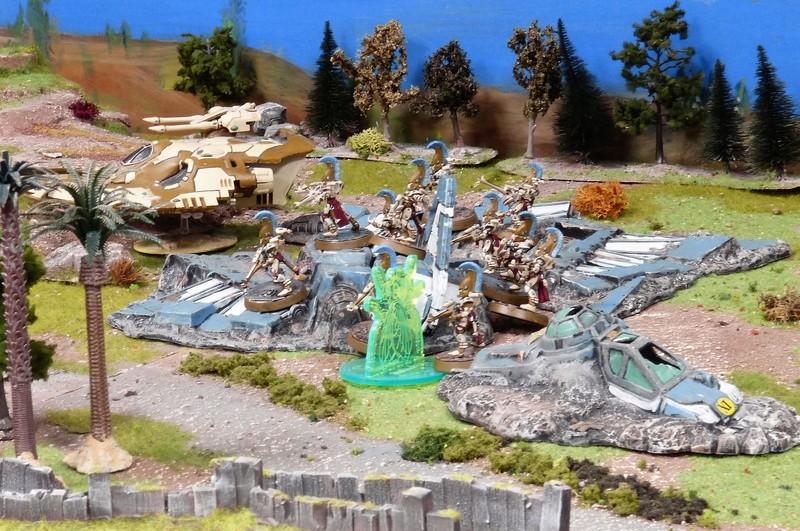Warhammer 40K. Galerie de Batailles ! - Page 6 P1200876