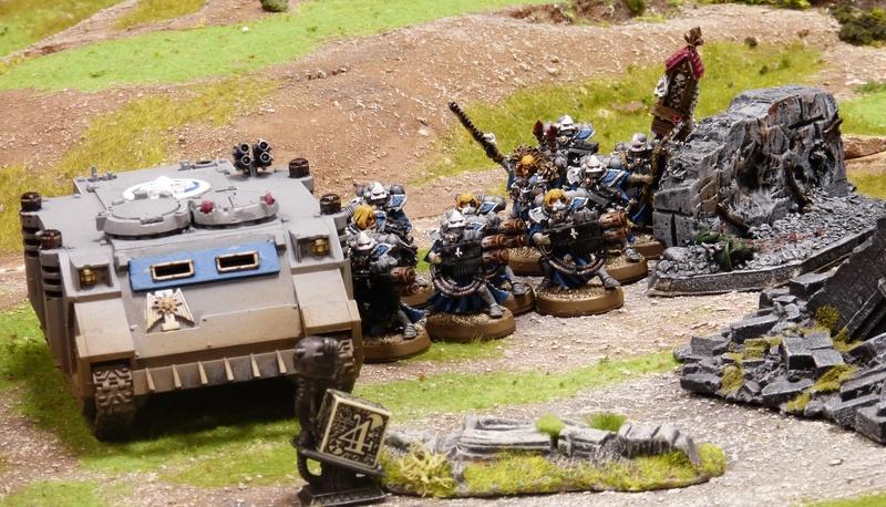 Warhammer 40K. Galerie de Batailles ! - Page 6 P1200878
