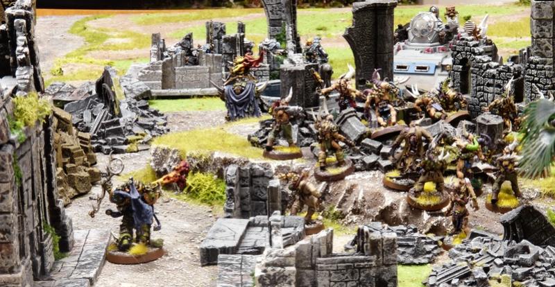 Warhammer 40K. Galerie de Batailles ! - Page 6 P1200879
