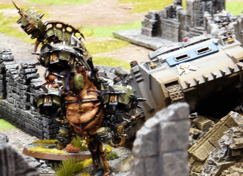 Warhammer 40K. Galerie de Batailles ! - Page 6 P1200880