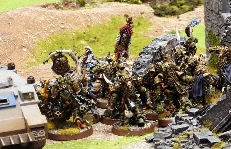 Warhammer 40K. Galerie de Batailles ! - Page 6 P1200882