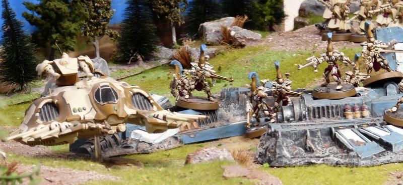 Warhammer 40K. Galerie de Batailles ! - Page 6 P1200883