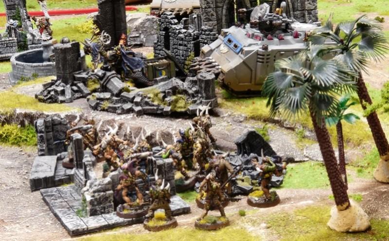 Warhammer 40K. Galerie de Batailles ! - Page 6 P1200885