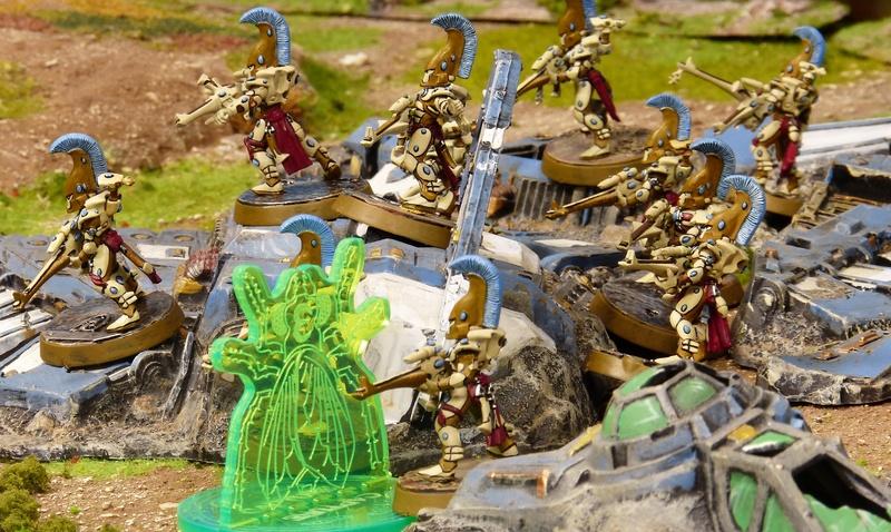 Warhammer 40K. Galerie de Batailles ! - Page 6 P1200888