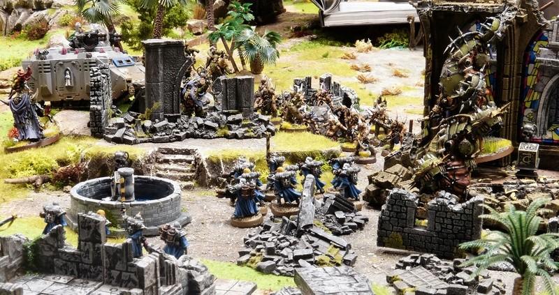 Warhammer 40K. Galerie de Batailles ! - Page 6 P1200911