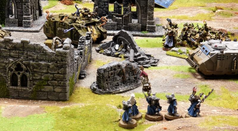 Warhammer 40K. Galerie de Batailles ! - Page 6 P1200913