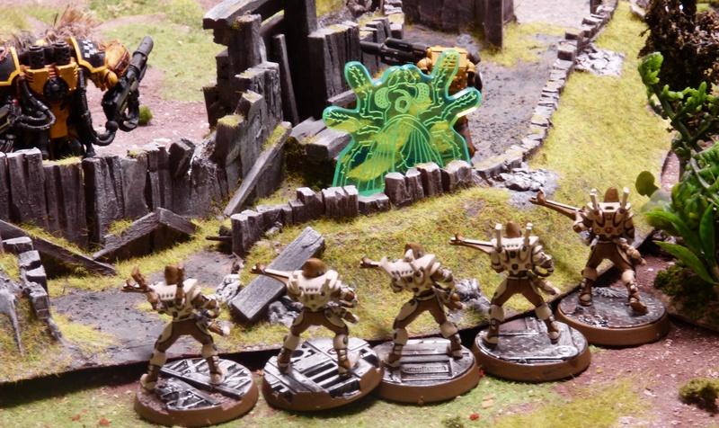 Warhammer 40K. Galerie de Batailles ! - Page 6 P1200914