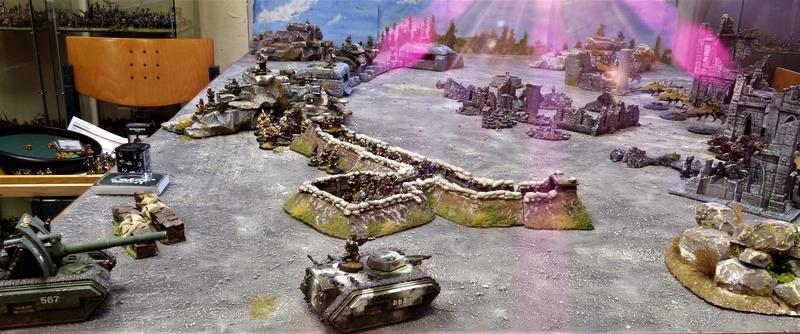 Warhammer 40K. Galerie de Batailles ! - Page 6 P1200976