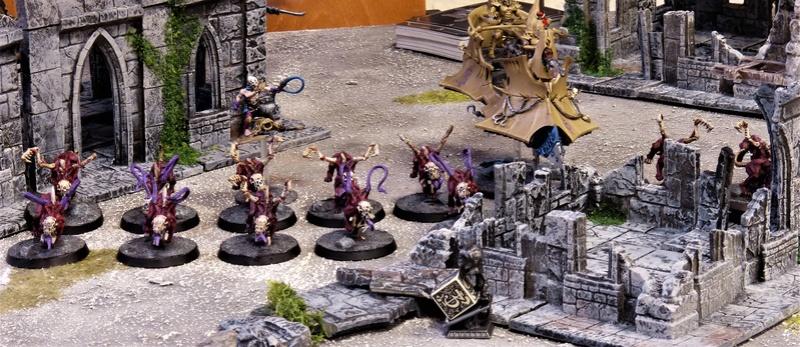 Warhammer 40K. Galerie de Batailles ! - Page 6 P1200977