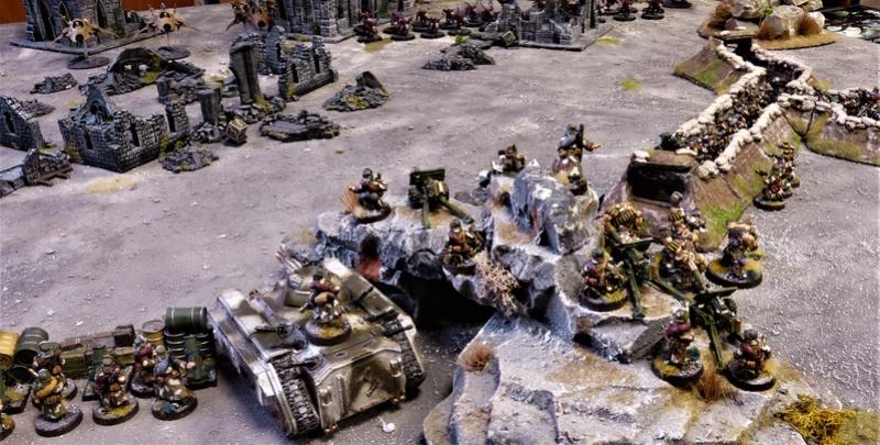 Warhammer 40K. Galerie de Batailles ! - Page 6 P1200978