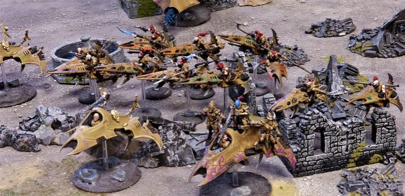 Warhammer 40K. Galerie de Batailles ! - Page 6 P1200979