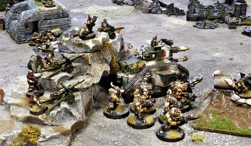 Warhammer 40K. Galerie de Batailles ! - Page 6 P1200982