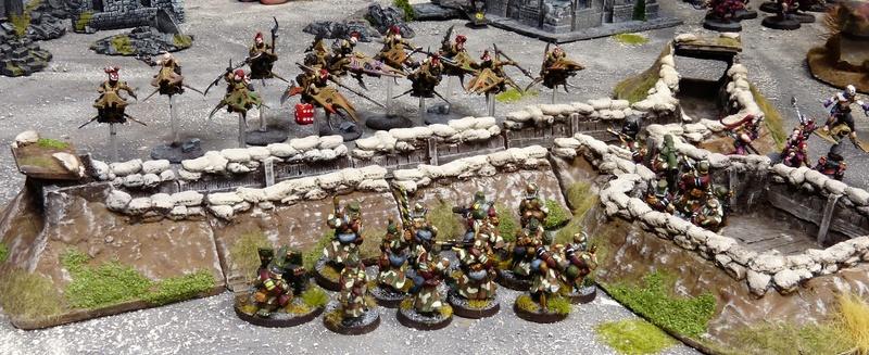 Warhammer 40K. Galerie de Batailles ! - Page 6 P1210010