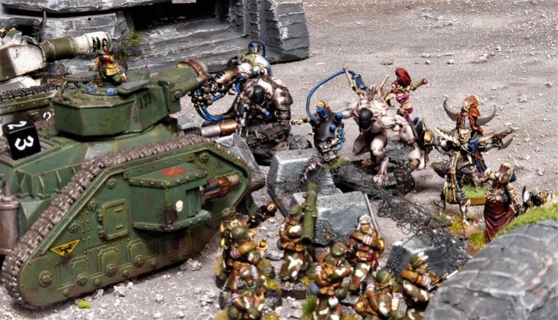 Warhammer 40K. Galerie de Batailles ! - Page 6 P1210013
