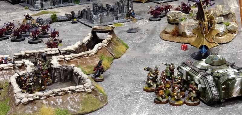 Warhammer 40K. Galerie de Batailles ! - Page 6 P1210014