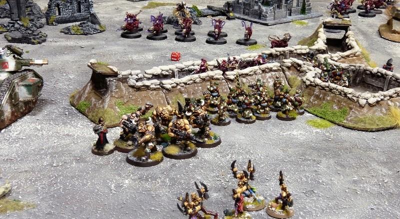 Warhammer 40K. Galerie de Batailles ! - Page 6 P1210016