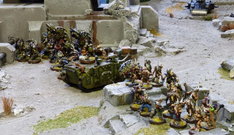 Warhammer 40K. Galerie de Batailles ! - Page 6 P1210064